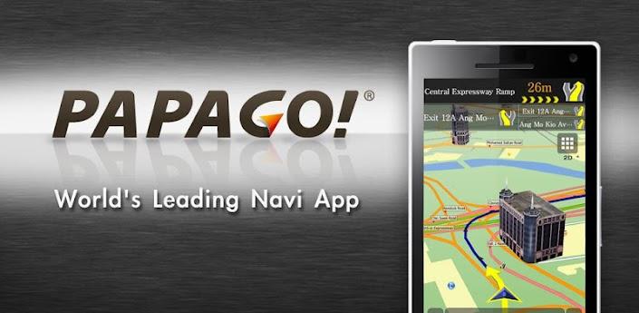 PAPAGO! GPS Navigation TH
