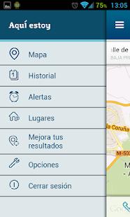 Aquí estoy de Movistar- screenshot thumbnail