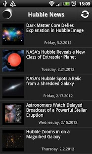 Hubble Space Center - screenshot thumbnail