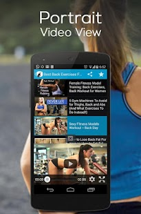 Best Back Exercises For Women- screenshot thumbnail
