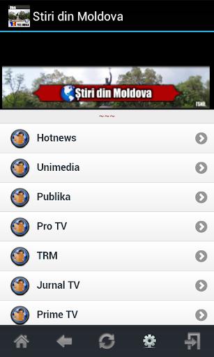 Stiri din Moldova