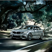 BMW 3 Series GT Live Wallpaper