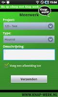 Screenshot of Knap werk!