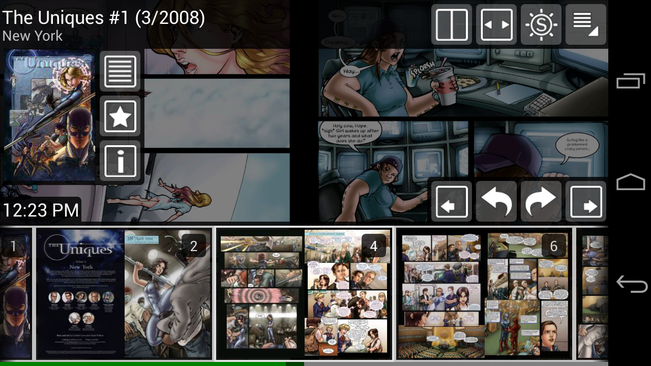 Download ComicRack Apk | Comics - Alternative App Marketplace