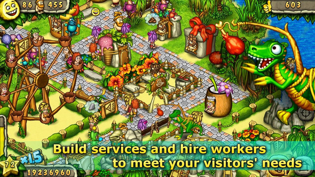 Prehistoric Park Builder screenshot #17