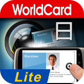 WorldCard Mobile Lite - 名刺認識管理