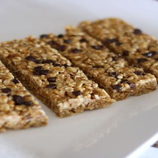 No Bake Homemade Chewy Granola Bars