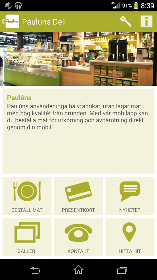 Pauluns- screenshot