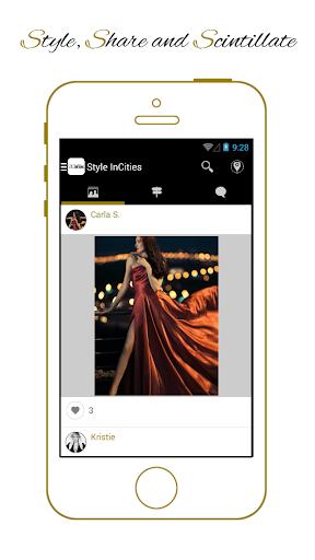 STYLE InCities - Fashion app