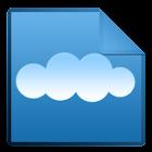 Clouds live wallpaper icon