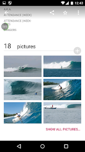 Wannasurf - Surf spot atlas- screenshot thumbnail