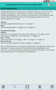 Antibiotika i primærmedisin screenshot 7