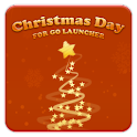Christmasday GO launcher EX logo