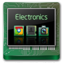 Electronics GO Launcher Theme icon