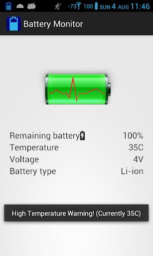 電池監測 Battery Monitor