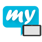 Tablet SMS↔SMS vom Tablet&Sync icon