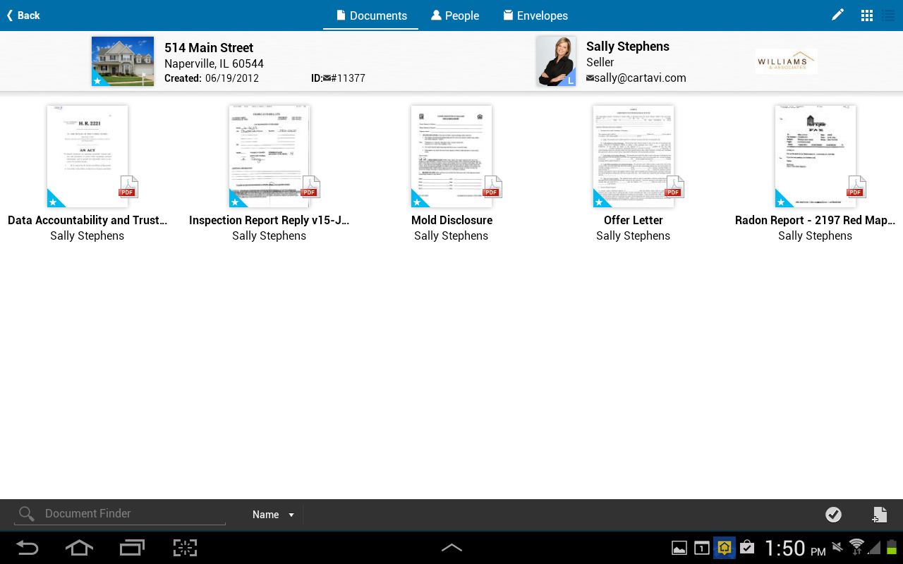 DocuSign TR- screenshot