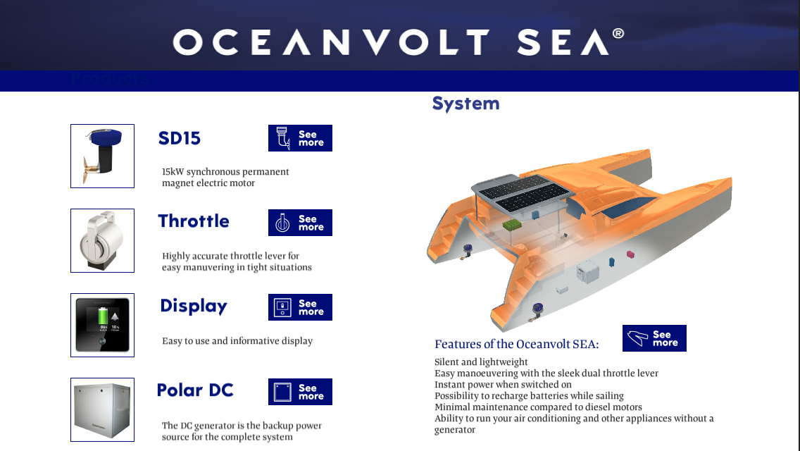 OCEANVOLT SEA- screenshot