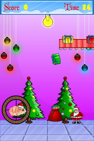 Christmas Hamster Helper kids