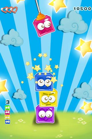 Tower Jelly - screenshot