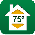 SolarCity Smart Thermostat logo