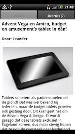 Tabletworld Reader Screenshot 2