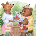Three Bears – a fairy tale logo
