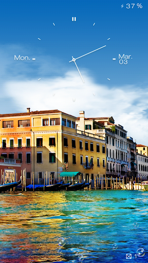 Venice Live Locker Theme