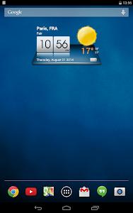 3D Sense Clock & Weather v0.66