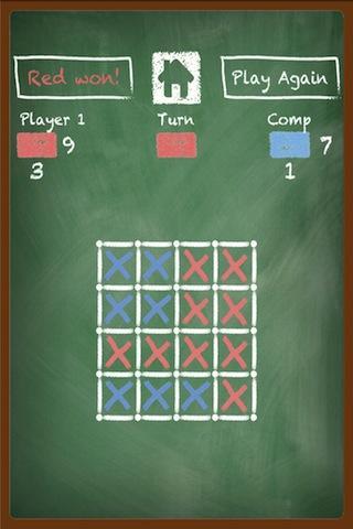 JANES Chalkboard Games- screenshot