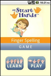 ASL spelling game- screenshot thumbnail
