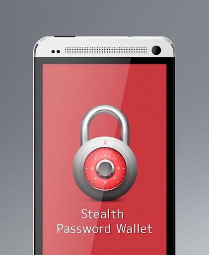隱形錢包密碼