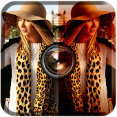 Mirror Image Photo Effects