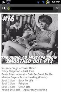 Audio Ad Mixtapes- screenshot thumbnail