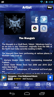 The Mangalz Lite - screenshot thumbnail