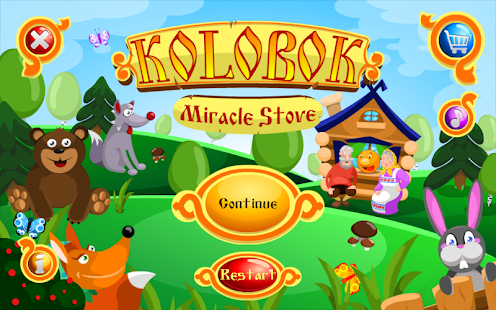 Kolobok:The Miracle Stove Full