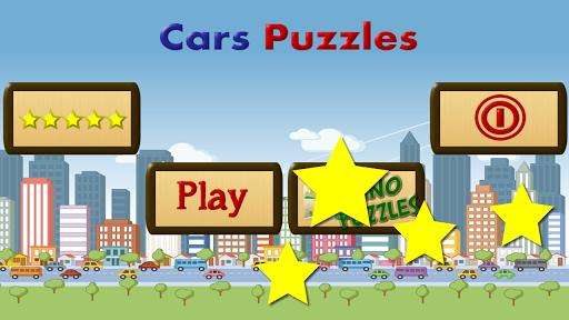 Puzzles de coches para niños