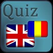 Lang Quiz: English-Romanian