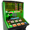 Slot machine The Joker logo
