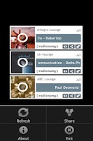 Screenshot of TOP MUSIC - Radio stations