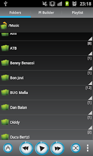 MyMP - My Music Player - screenshot thumbnail