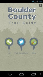 Boulder County Trails - screenshot thumbnail