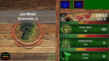 Screenshot of Weed Click!