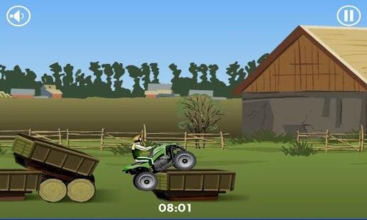 Stunt Dirt Bike - screenshot thumbnail