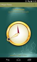 Screenshot of Prayer Times