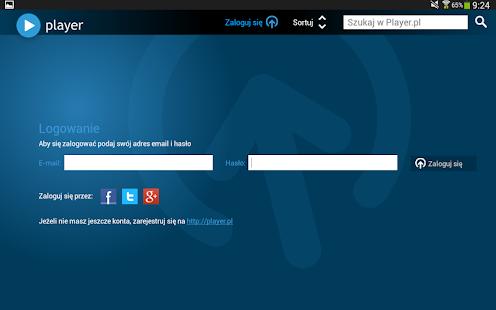 player (tablet) Screenshot 14