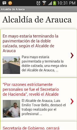 Alcaldía de Arauca