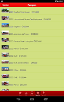 Screenshot of Used Fire Trucks by Firetec®