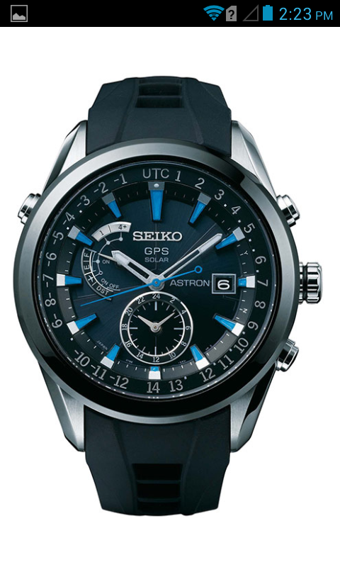 SEIKO Australia - screenshot
