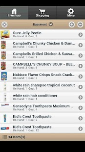 Food Storage Management - screenshot thumbnail